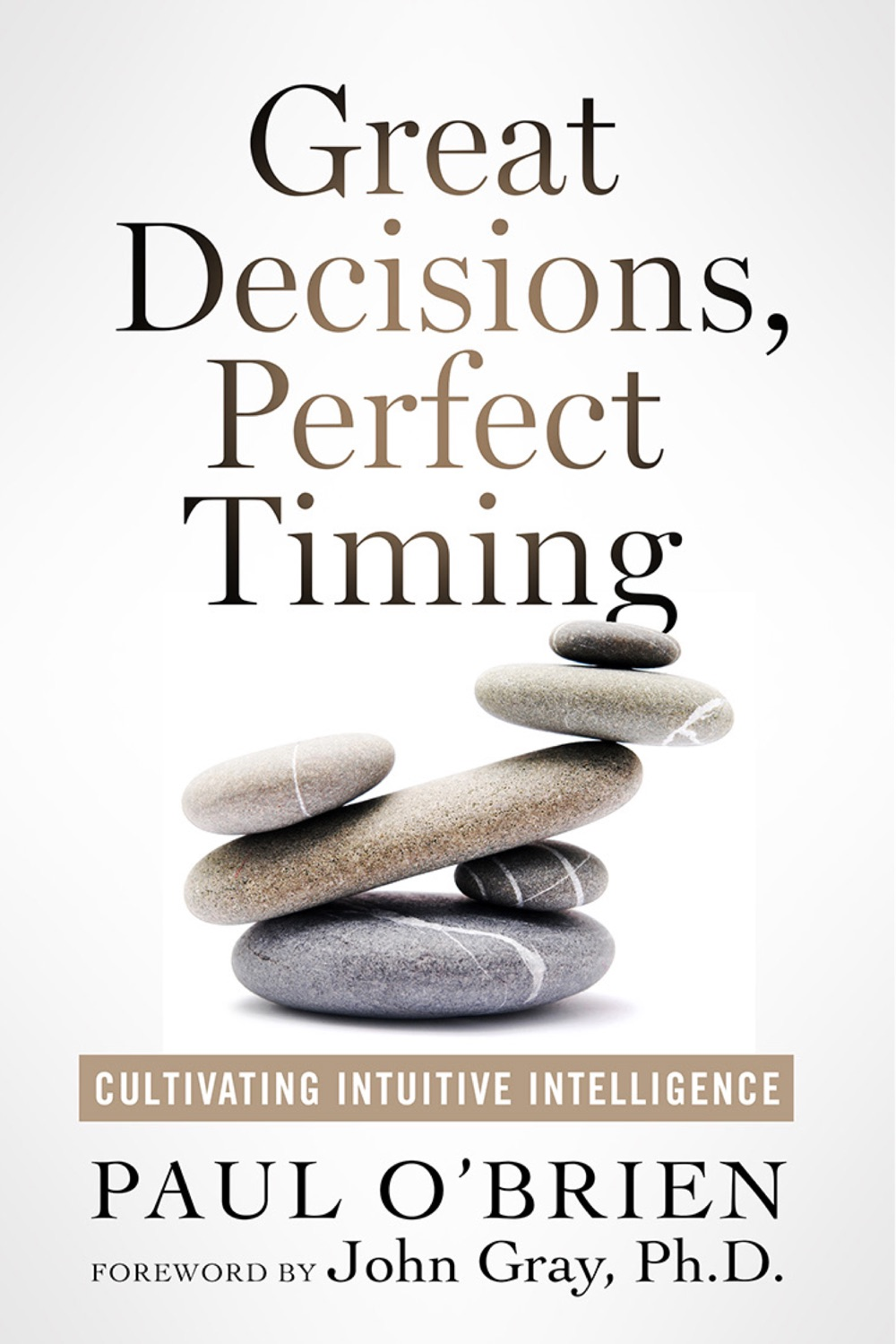 Great Decisions Perfect Timing print edition